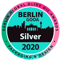 Silver Medal in Design and Packaging at GOOA 2020